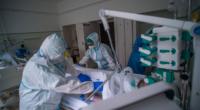 Coronavirus hospital masks