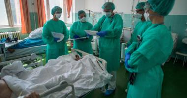 coronavirus hospital-hungary
