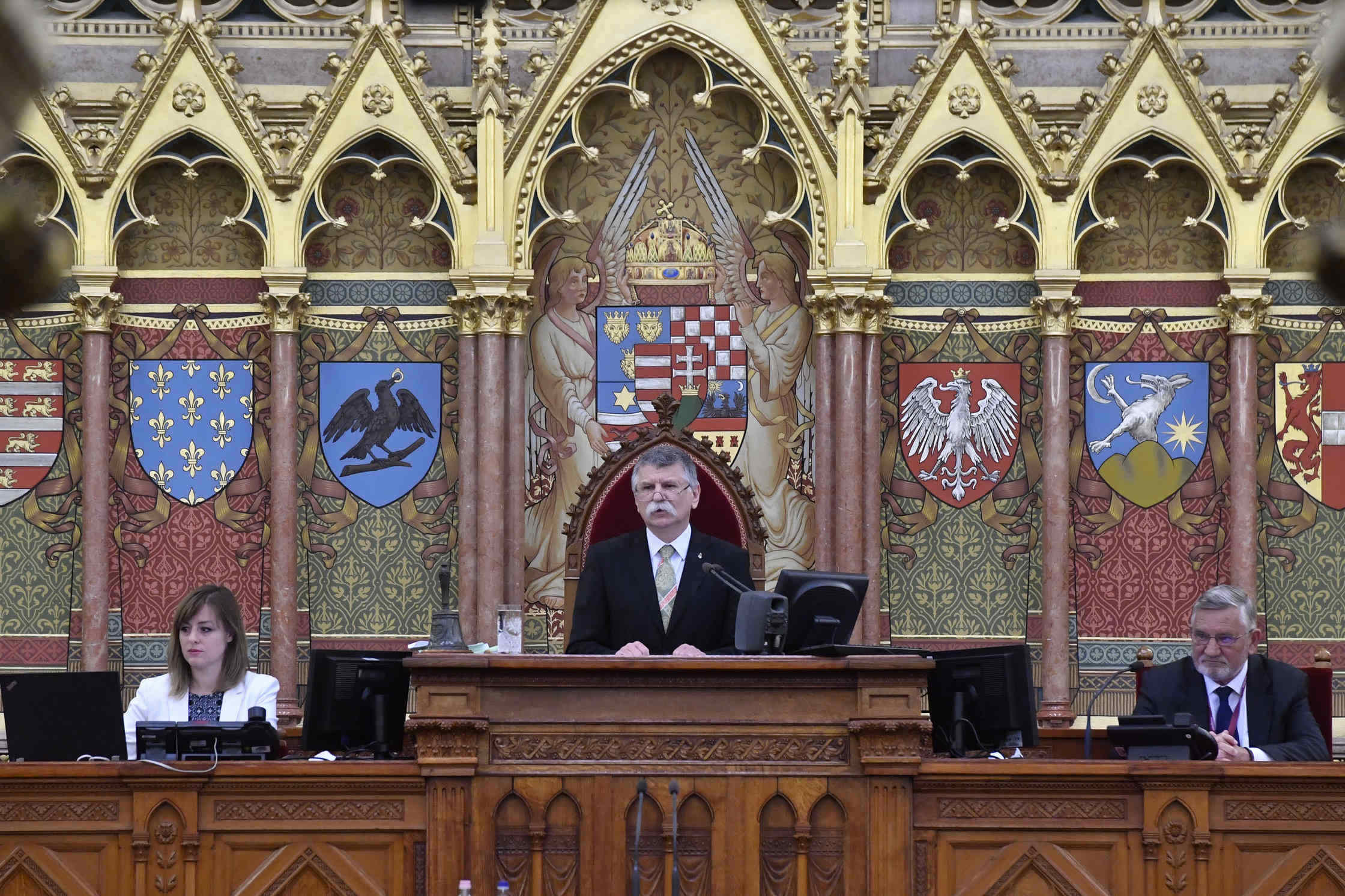 house speaker parliament