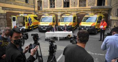 national ambulance day