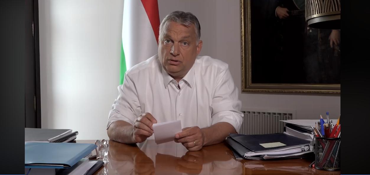 orbán announcement