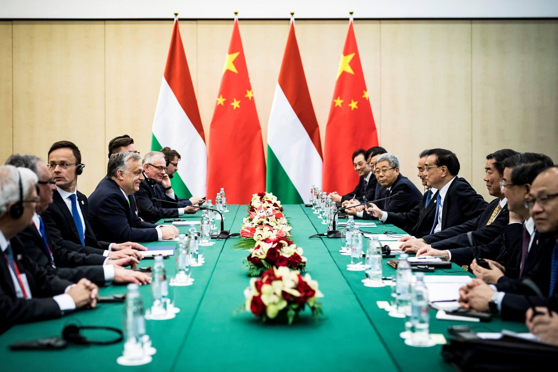 orbán hungary china