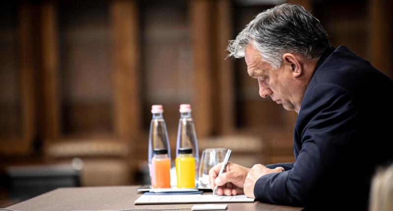 PM Viktor Orbán Hungary