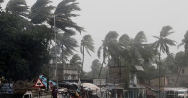 Super cyclone Amphan