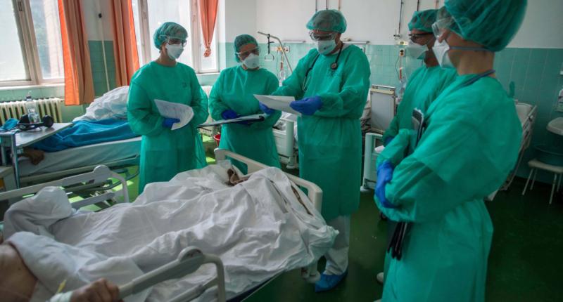 coronavirus hungary nurses