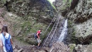 trail, Rám Gorge, Hungary