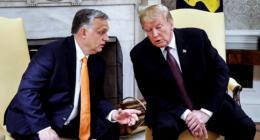 Donald Trump & Viktor Orbán