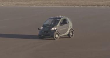 BME Automated Drive, car, Hungary, Zalaegerszeg
