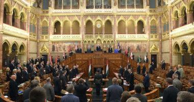 Budapest-parliament-Hungary