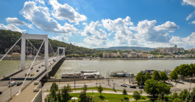 Budapest tourism new lookout