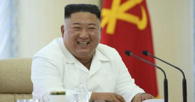 DPRK leader Kim Jong Un
