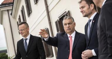 orbán hungary slovakia