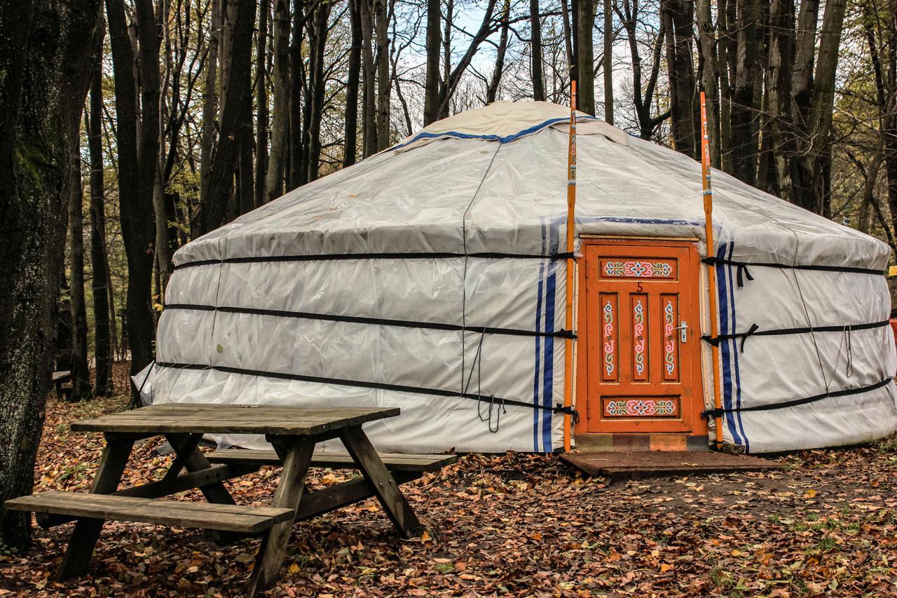Dobogókő Jurta Yurt Accommodation