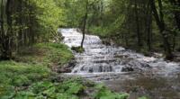 Fátyol Waterfall, Veil Waterfall, Hungary