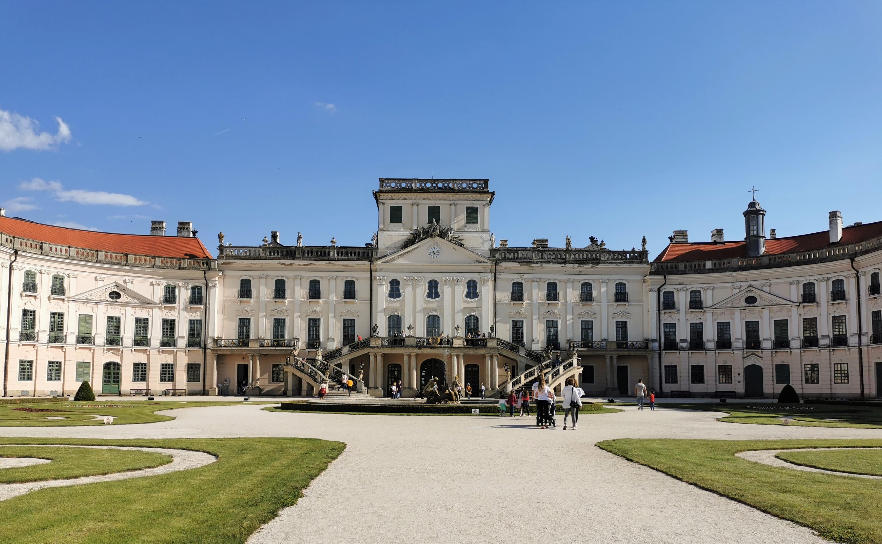 Fertőd-Esterházy Palace