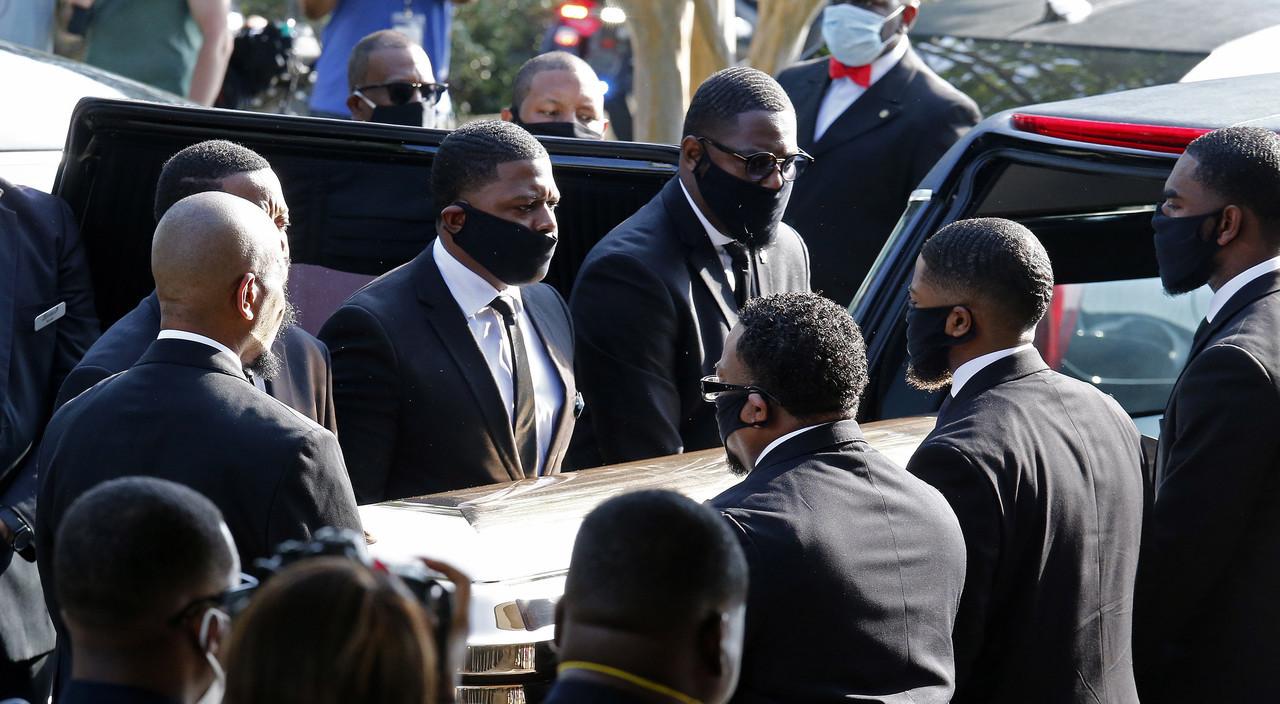 Floyd-funeral