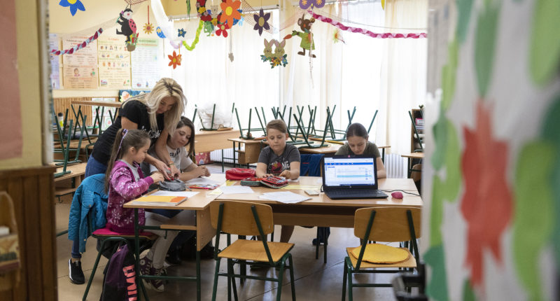 Hungary digital education
