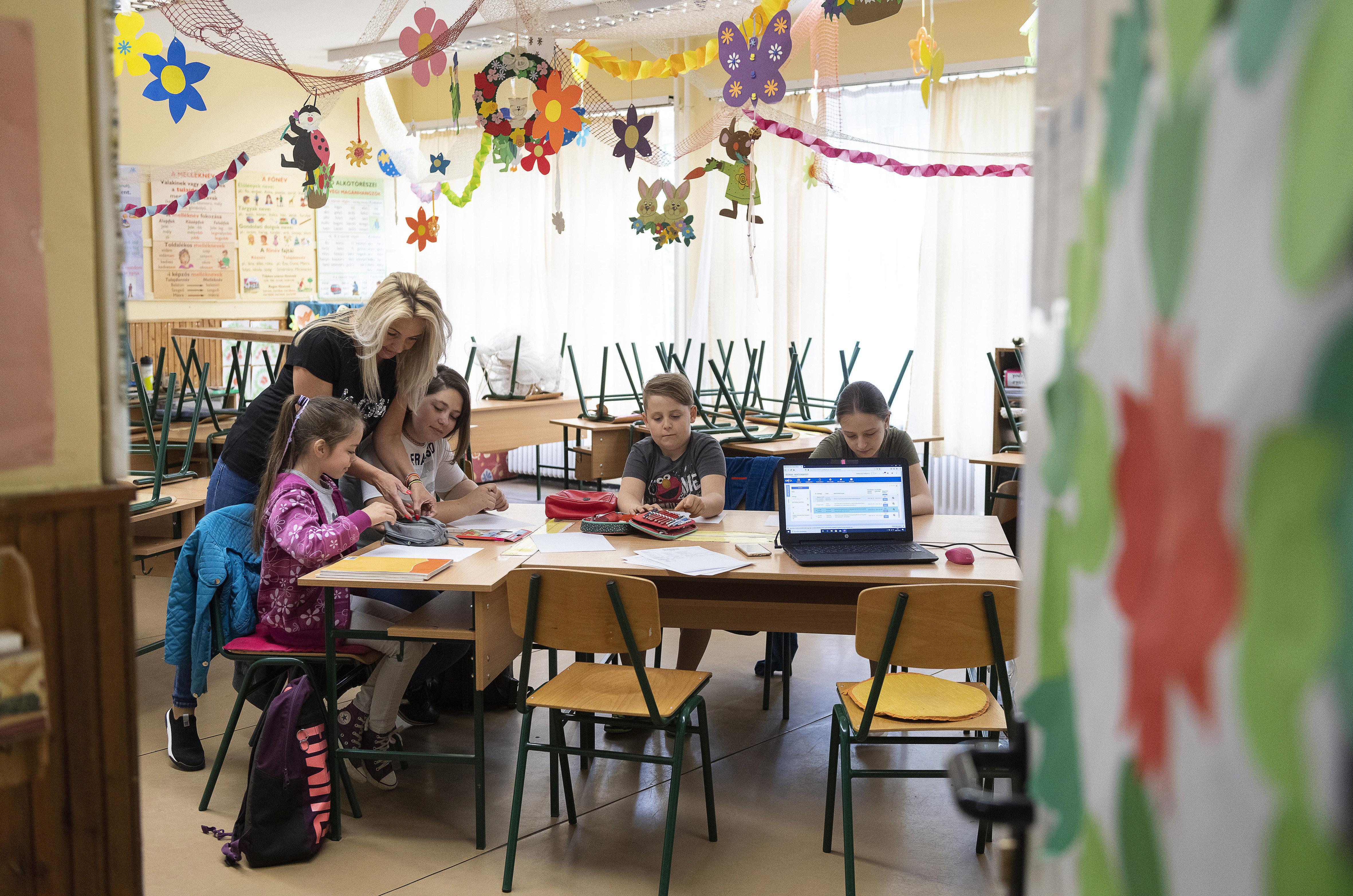 Hongrie éducation numérique