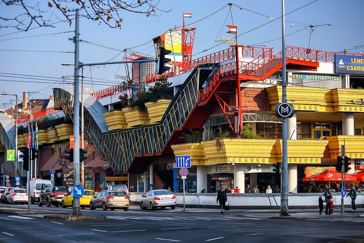 Lehel Market Hall-Budapest-1
