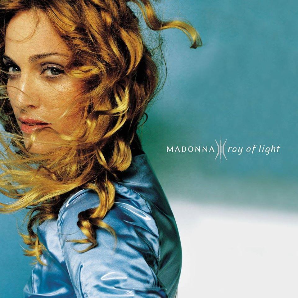 Madonna, Ray of Light, music