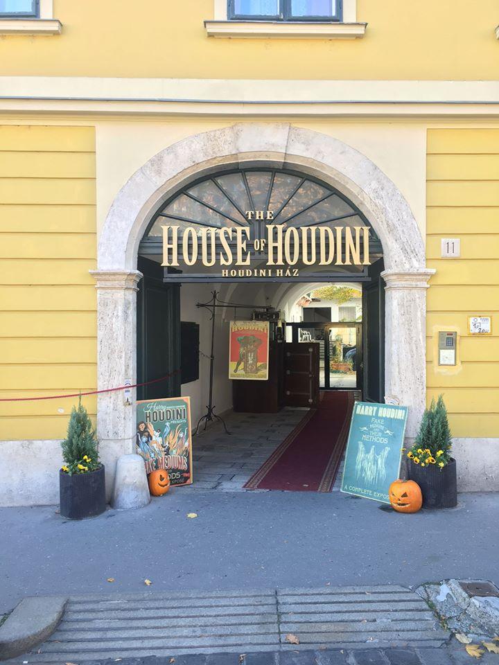 The House of Houdini Budapest