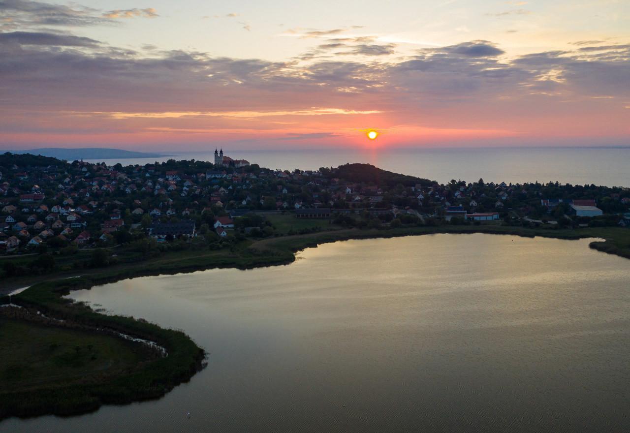 Tihany-Lake-Balaton