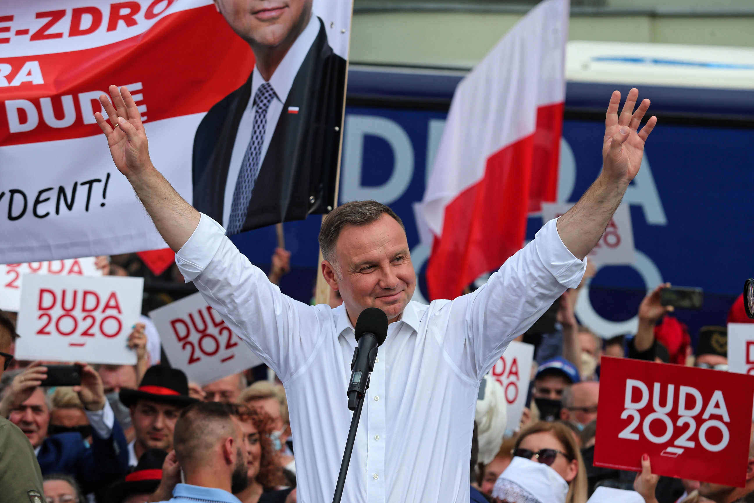 andzej duda poland election