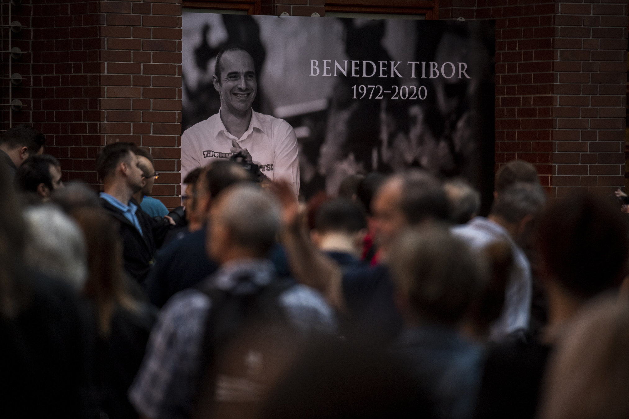 benedek commemoration