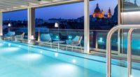 Cortile Hotel Sky Bar and Pool Panorama