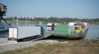 Esztergom freight ferry