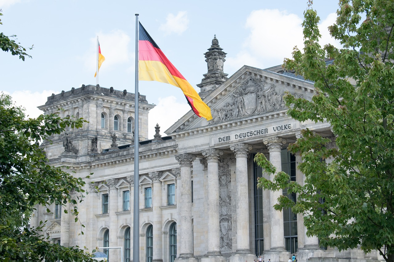 germany-flag berlin