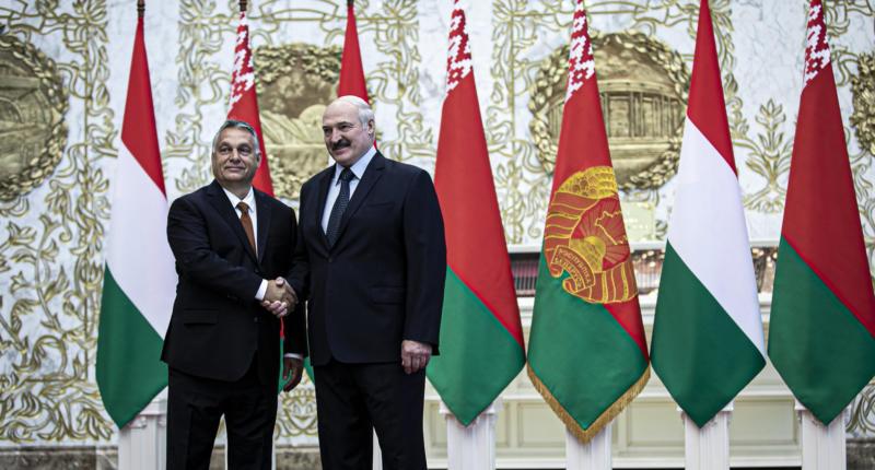 hungary belarus talks