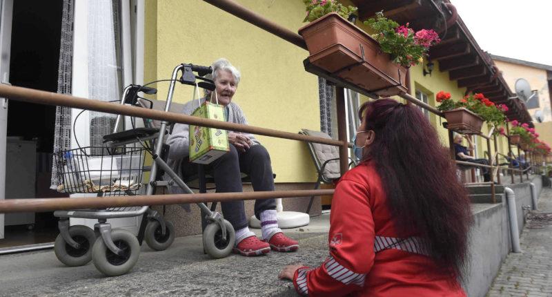 hungary elderly care