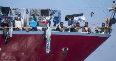 illegal migration malta
