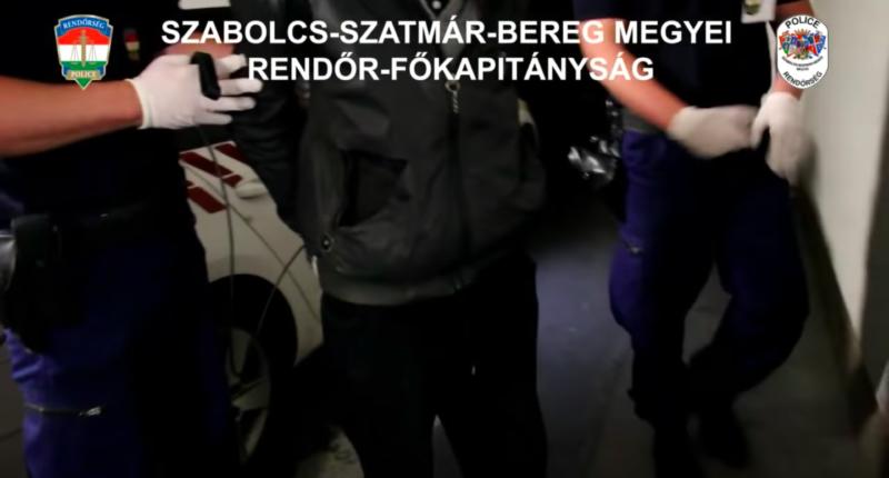 dombárd killer caught by police