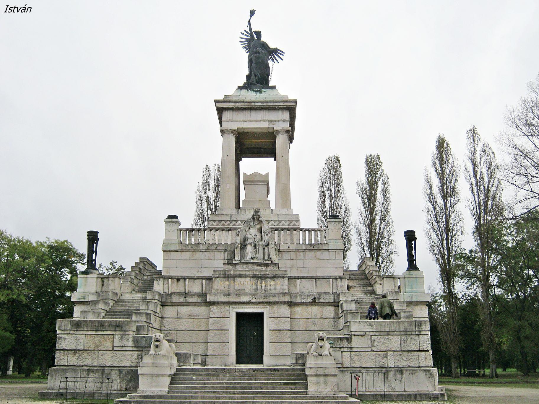 kossuth-lajos-emlékműve-memorial