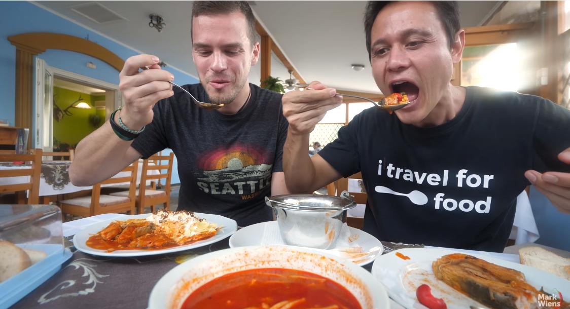 Mark Wiens soupe de pêcheur