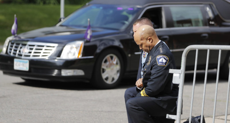 Arradondo, Medaria Minneapolis Police