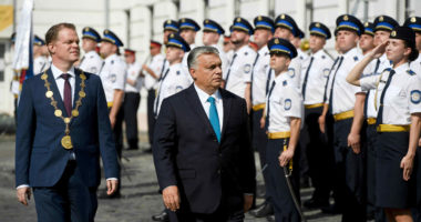 orbán rector nke