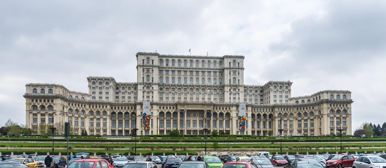 palace romania bucharest