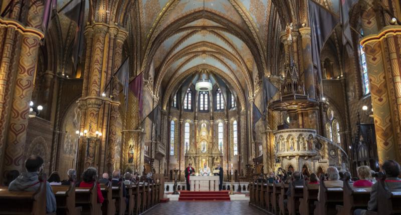 pentecost in hungary
