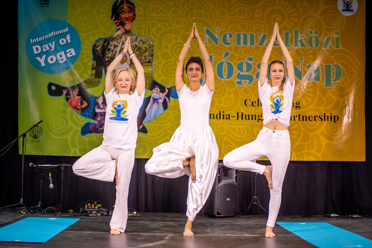 The Embassy of India in Hungary is celebrating the 6th International Day Of Yoga on June 21st, 2020.
