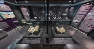 the library of King Matthias