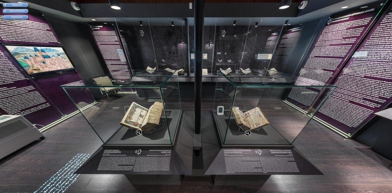 the library of King Matthias