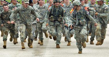 us army run