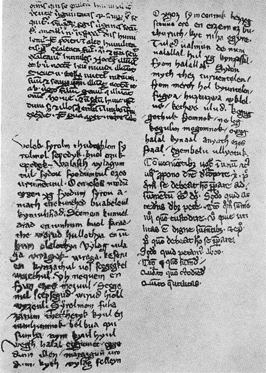Ómagyar Mária Siralom Old Hungarian Lamentations for Mary
