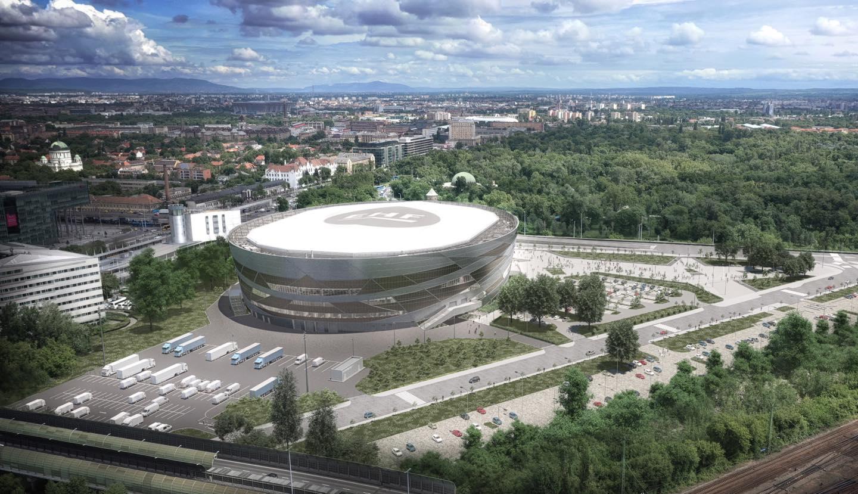 stade de handball budapest