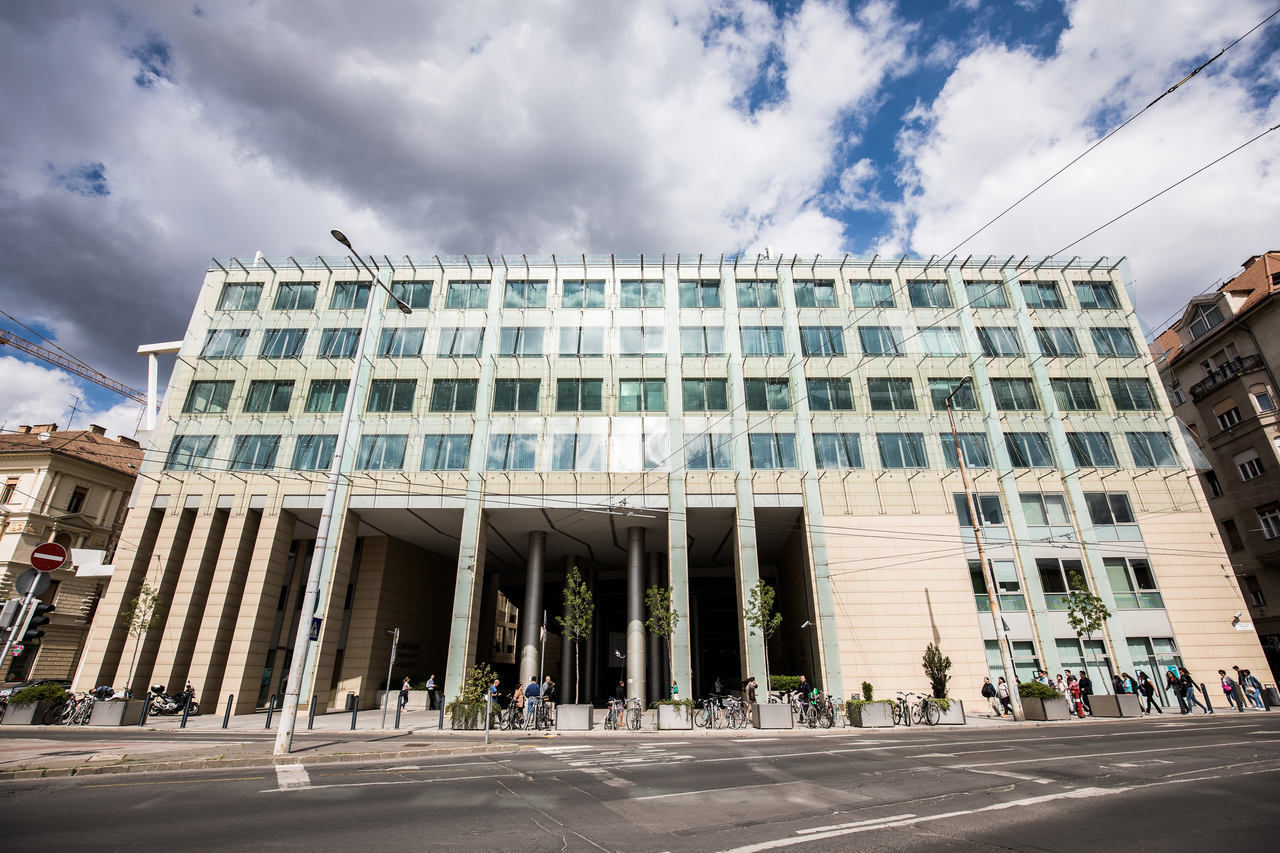 BCE Corvinus University Budapest Hungary 2020