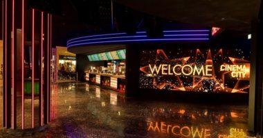 Cinema City Mozi Nyitás Opening Welcom