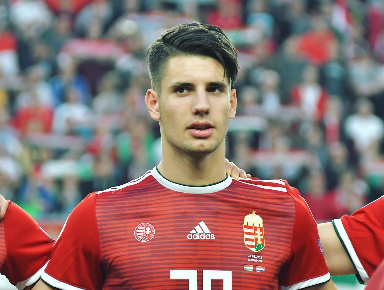 Dominik Szoboszlai, Hungary, football